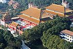 华西村博物馆1比1复制故宫部分古建筑