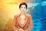 韩女主播穿肉色上衣播报 网友:还以为没穿衣服