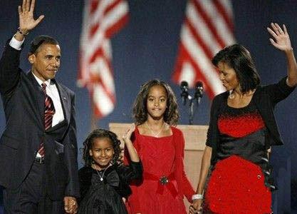 美国总统子女的白宫生活