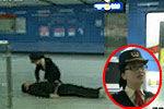 广州地铁女员工人工呼吸救美籍老人