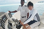 16岁富二代炫飞机游艇 主持人告诫勿坑爹