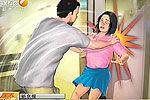 女子遭强奸反抗无效劝凶徒戴套留证据