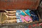 两名男童遭奶奶捆绑窒息身亡
