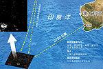 泰国卫星发现约300个漂浮物