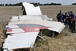 MH17调查报告公布 遭高能物体从外部穿透