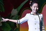 记者探访朝鲜平壤时装秀 上千名女性观看