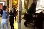 女子遭扒衣殴打求报警 旁观者称拍完再报