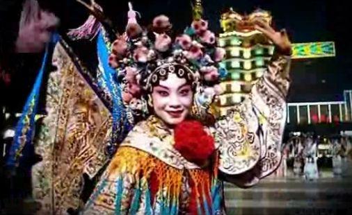 """《明星有戏》特别节目""""豫剧唱响台湾""""复赛第六场"""