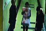 监控实拍女子进入医院扮护士偷走婴儿