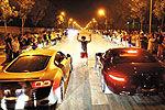 直击北京地下飙车