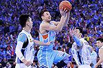哈德森24+12西热力江19 新疆92-81北京