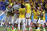 塞萨尔神扑横梁救主 巴西4-3智利进八强