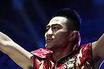 昆仑决12建水站 杨茁TKO胜JR强势夺冠