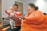 女子因遭儿子嫌弃 一年减重82.6公斤