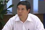 省电力公司党组书记胡玉海做客政府在线
