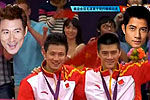 国羽冠军风云组合被指像张学友郭富城