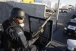 墨西哥发生恶性袭击警察局事件