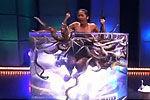 变态歌唱节目逼女选手入蛇池唱歌