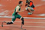 截肢短跑名将400米跑花1秒多完胜纯种赛马