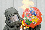 1岁女童因氢气球爆炸重度烧伤身亡