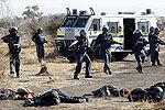 村民遭20余人当街持枪扫射致死
