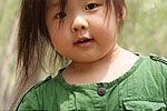 河南5岁女儿罹患癌症 父亲四处奔波求医