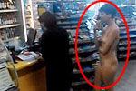 波兰女子裸体买午餐 无人偷瞄引惊叹