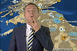 BBC天气播报员忘记苏格兰首府名大笑不止