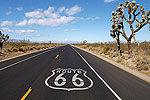 美国66号公路会唱歌 轮胎摩擦路面可奏乐