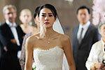 高圆圆披婚纱飙泪 戏里戏外都结婚