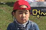 """韩国举办""""发呆大赛"""" 9岁萌童得冠军"""