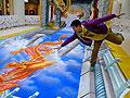 北京3D巨幅地画